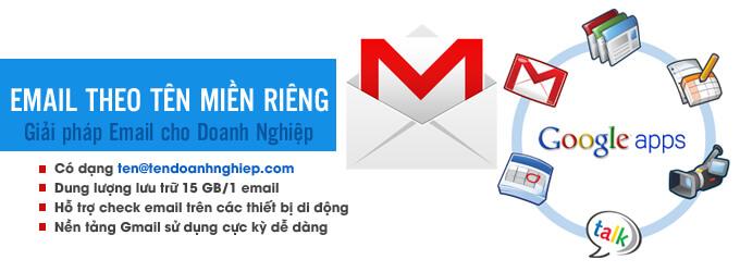 Tầm quan trọng của email theo tên miền