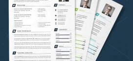 10 mẫu CV xin việc bằng file word bố cục đẹp